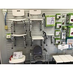 Invacare Shower chairs - At Rogers Home Medical we have a variety of different shower cha
