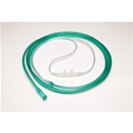 Adult Medical Oxygen Cannula High Flow 4 Foot - Cannula, adult, high flow, oxygen w/3-channel tube 4' - 25/cs