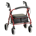 Zoom 18 Rolling Walker - Get the perfect fit and features with The Zoom. Choose your s