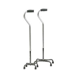 ProBasics Quad Cane - Large Base - Features and Benefits: