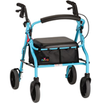 Zoom 20 Rolling Walker - Get the perfect fit and features with The Zoom. Choose your s