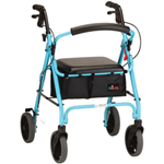Zoom 22 Rolling Walker - Get the perfect fit and features with The Zoom. Choose your s