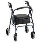 Zoom 24 Rolling Walker - Get the perfect fit and features with The Zoom. Choose your s